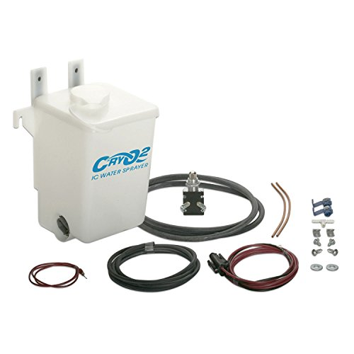 DEI 080140 CryO2 Intercooler Water Sprayer Kit (Intercooler Water)