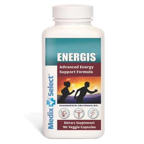 Energis (90 Day Supply) Vitamin B12 Supplement for Energy by Medix Select