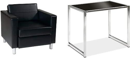 OSP Home Furnishings Pacific Arm Chair