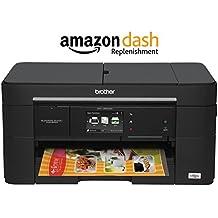 Brother Printer MFCJ5520DW Wireless All-in-one Inkjet Printer, Amazon Dash Replenishment Enabled