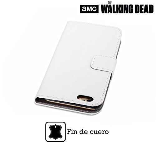 Officiel AMC The Walking Dead Maggie Personnages Étui Coque De Livre En Cuir Pour Apple iPhone 6 / 6s