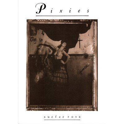 (22x34) The Pixies (Surfer Rosa) Music Poster Print