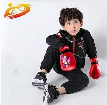 Sandbag Girl Sanda Gloves Aishanghuayi Boxing Gloves 3-13 Years Child Boxing Boy Boxing Set