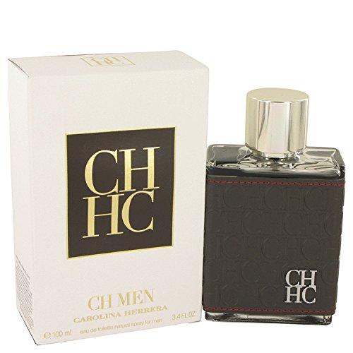 Ch men for men by carolina herrera 34 oz edt spray