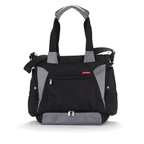 Skip Hop Baby Bento Meal-to-Go Diaper Bag, Black