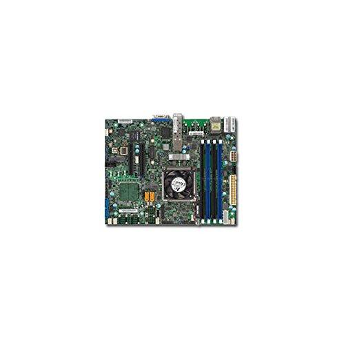 Supermicro X10SDV-4C+-TP4F-O Intel Xeon D-1518/ DDR4/ SATA3&