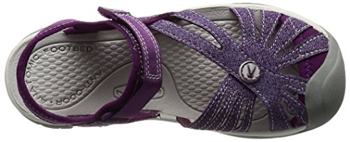 Purple Women's Keen Sandals Sage Purple ROSE Dark Purple gC1qCwY