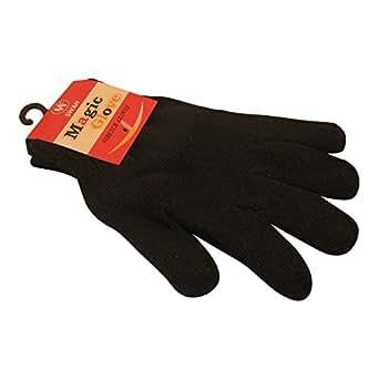 Amazon.com: Children Magic Gloves Youth Winter Black