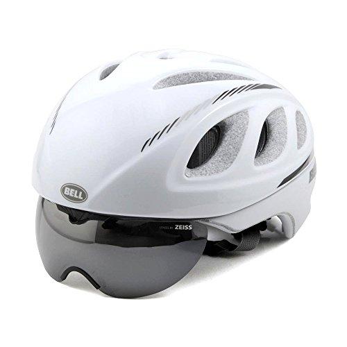 Bell Star Pro Shield Helmet-White Marker-Small
