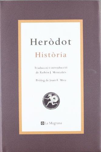Herodot: 001 (OTROS LA MAGRANA) por Herodoto .......,Montañes Gomez, Ruben Jose,MONTAÑES GOMEZ, RUBEN JOSE