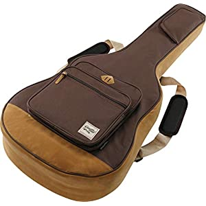 IBANEZ POWERPAD® Akustikgitarren Gigbag Designer Collection – braun (IAB541-BR)