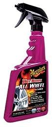 Meguiar\'s G9524 Hot Rims Wheel Cleaner - 24 oz (24 oz, Aluminum)