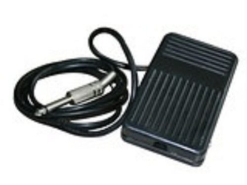 Black Tattoo Foot Pedal / Switch For Power Supply