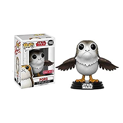 Funko Star Wars Episode VIII POP! Vinyl Bobble-Head Figure PORG 9 cm Mini: Toys & Games