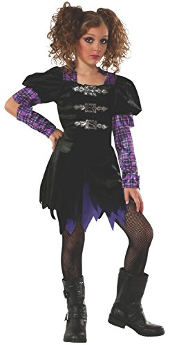 Rubie's Punk Goth Costume, Small for $<!--$10.87-->