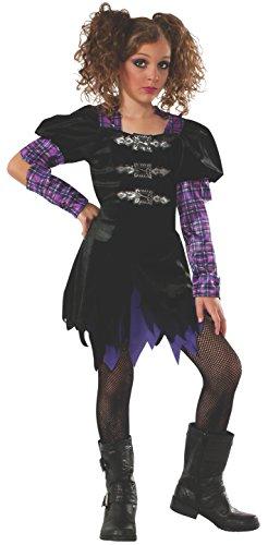 Rubie's Punk Goth Costume, Small