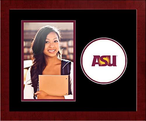 Campus Images NCAA Arizona State Sun Devils University Spirit Photo Frame (Vertical) ()