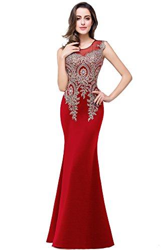 Babyonline Elegant Embroidery Mermaid Evening product image