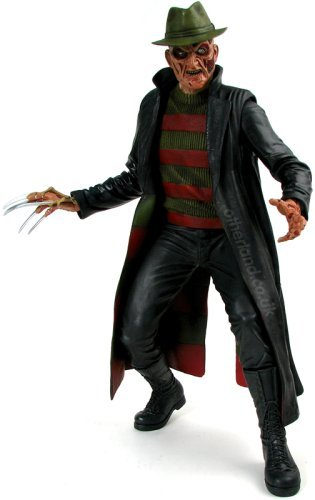 Freddy Krueger 18-inch with Sound Action Figure by NECA