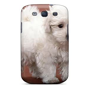 Galaxy High Quality Tpu Case/ The Bichon Frise OfakunC1989fEKZY Case Cover For Galaxy S3