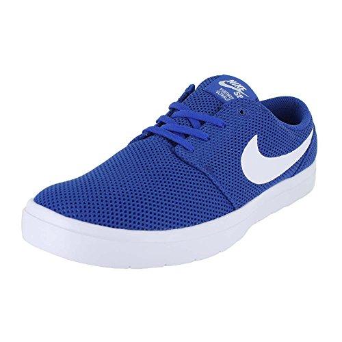 Nike Mens Nike Sb Portmore Ii Gioco Ultralight Royal White