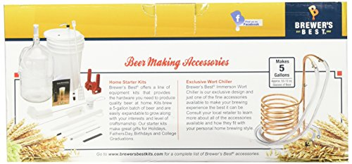 Brewer's Best Beer Ingredient Kit-Holiday Ale (Best Beer Making Kit 2019)