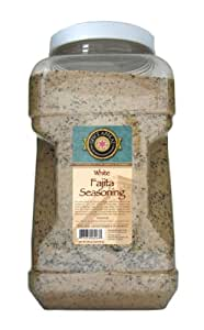 Spice Appeal Fajita Seasoning White, 80-Ounce Jar