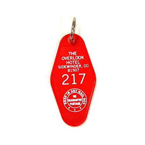 The Shining Room #217 (Overlook Hotel) Keychain - Stephen King