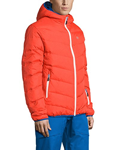 Blue Ski Jacket Mylo Snowboard Jacket Ultrasport Victoria Orange Advanced Down Men's aqx4v7