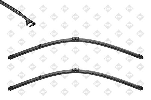 SWF Front Wiper Blade 2pcs 600 600 mm 24/24 Fits MERCEDES for sale  Delivered anywhere in Canada