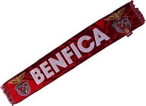 Bufanda oficial del BENFICA de Lisboa (talla: 138 cm)