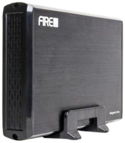 FIREcube F3U3S25JNS - Carcasa para disco duro (2.5