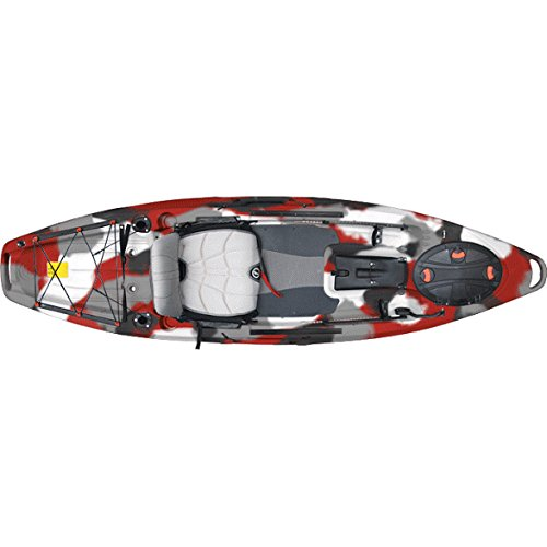 Feelfree Lure 10 Kayak Red Camo
