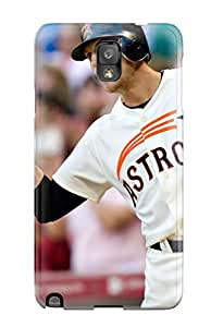houston astros MLB Sports & Colleges best Note 3 cases