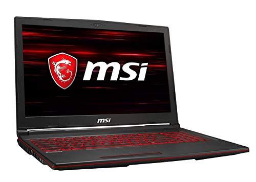 MSI Gaming GL63 9RCX-219INIntel Corei5-9300H 9th Gen 15.6-inch Gaming Laptop (8GB/512GB NVMe SSD/Windows 10 Home/GTX… 2