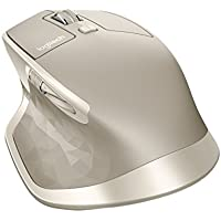 Logitech MX Master Stone Wireless Laser Mouse with Built-in USB Hub (Stone)