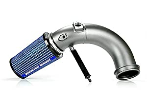 7. Sinister Diesel Cold Air Intake for 2007.5-2012 Dodge Ram Cummins 6.7L (Gray)