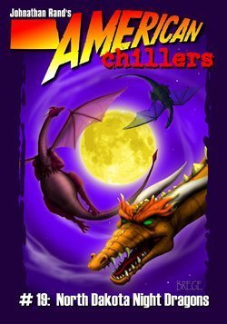 North Dakota Dragons American Chillers product image