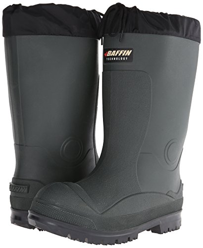 Boot Men's Baffin Black Made Forest Insulated Rubber Titan Canadian AY7qx7wZH