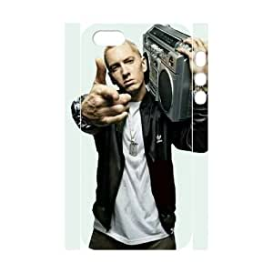 Customized Cell Phone 3D Case Cover for iPhone 5,5S with DIY Design Eminem