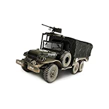 Forces Of Valor 1:32nd Scale U.S. 6x6 1 1/2 Ton Cargo Truck - Europe 1945