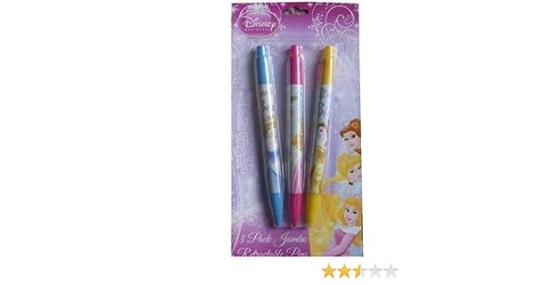DISNEY FAIRIES 3 Jumbo stylos