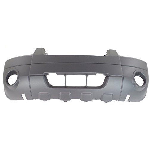 Front BUMPER COVER Textured for 2005-2007 Ford Escape ()