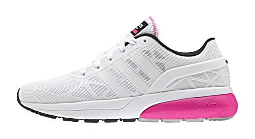 Flow Blanc Adidas Shocking Rose Sport Femme De W Footwear Cloudfoam blanc Chaussures 465q6pw