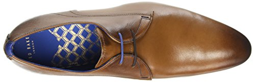 Ted Baker Mens Tan Leather Peair Shoes lrJrO1