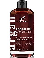 Art Naturals Argan Oil Daily Hair Conditioner 16 Oz...