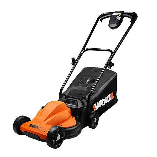 WORX WG783 Lil' Mo 14-Inch 24-Volt Cordless 3-In-1 Lawn Mower with Removable Battery Review