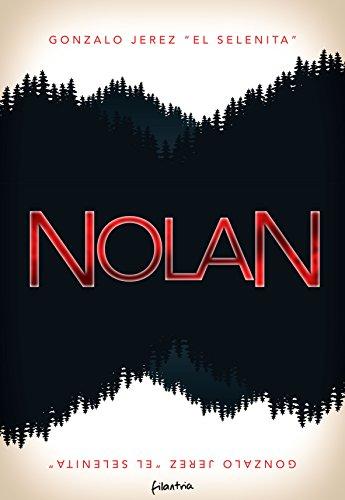 Portada del libro Nolan de Gonzalo Jerez El Selenita