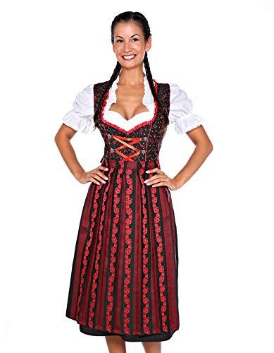 Amazon.com: Lukas vestido Dirndl 3 piezas auténtico bávaro ...