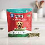 Milk-Bone Fresh Breath Brushing Chews, 18 Large